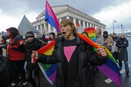 The U.S. In Perspective: Russia's Recent Wave of Homophobia